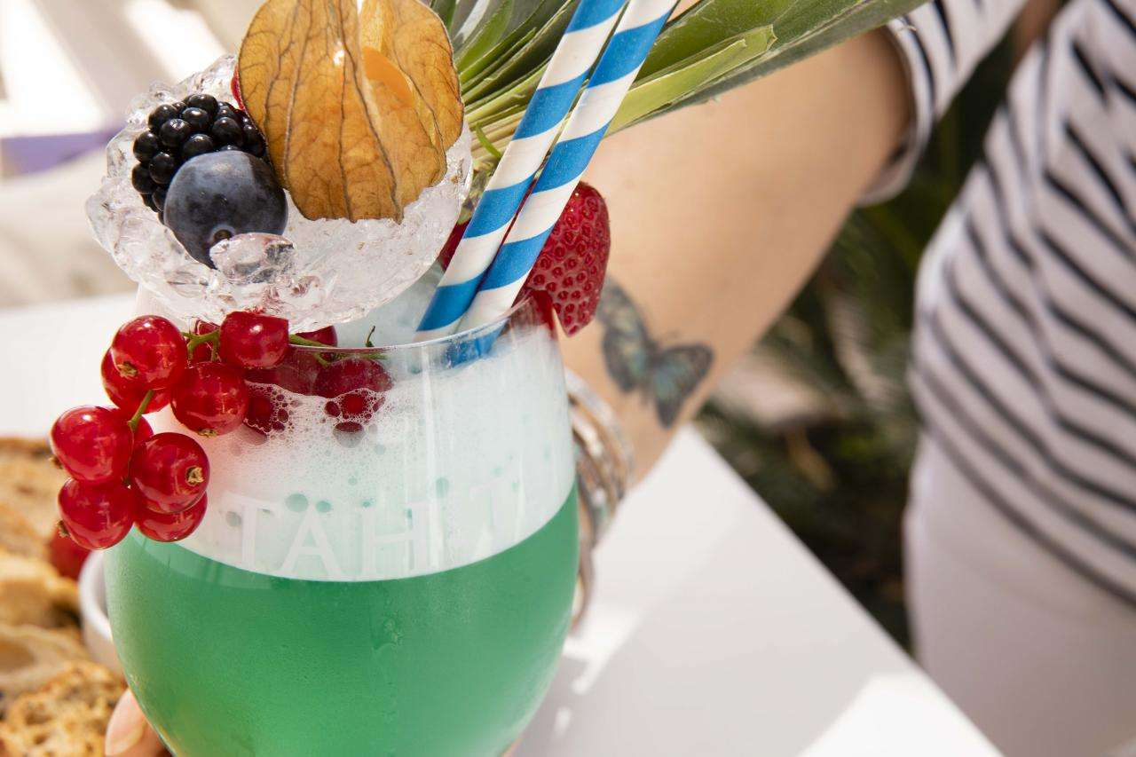 Hotel Tahiti Beach - Bar