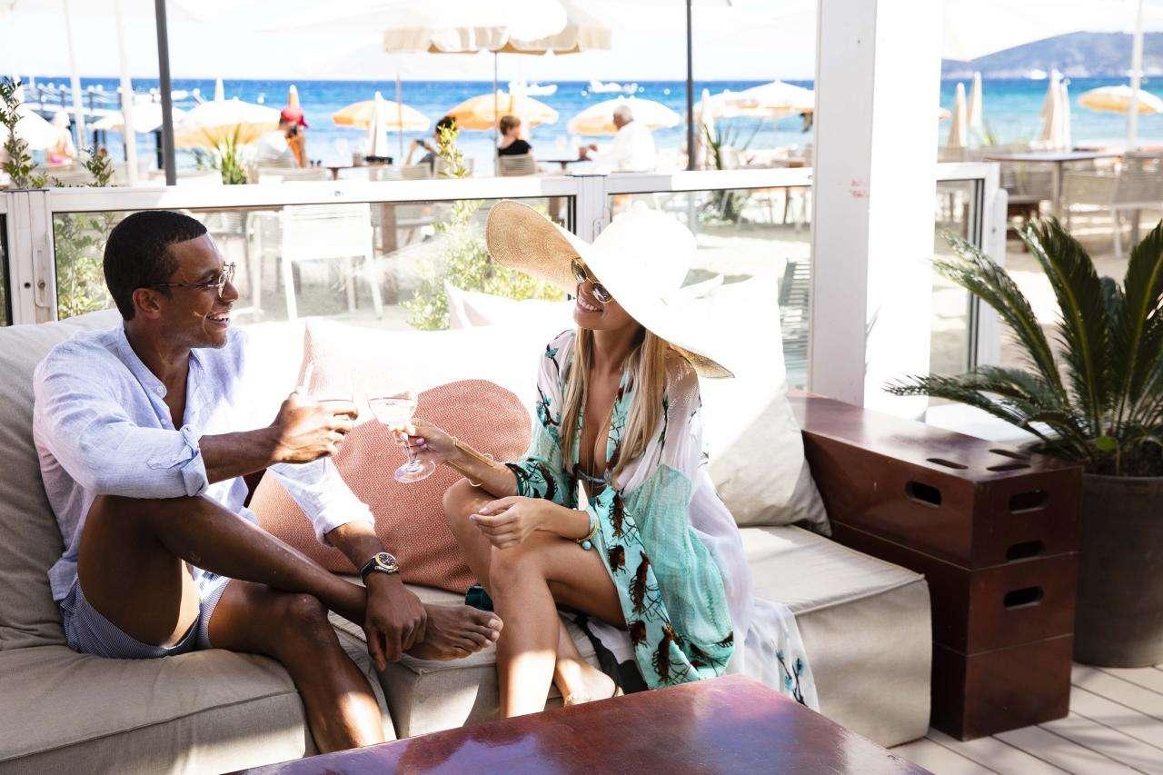 Hôtel Tahiti Beach - Plage