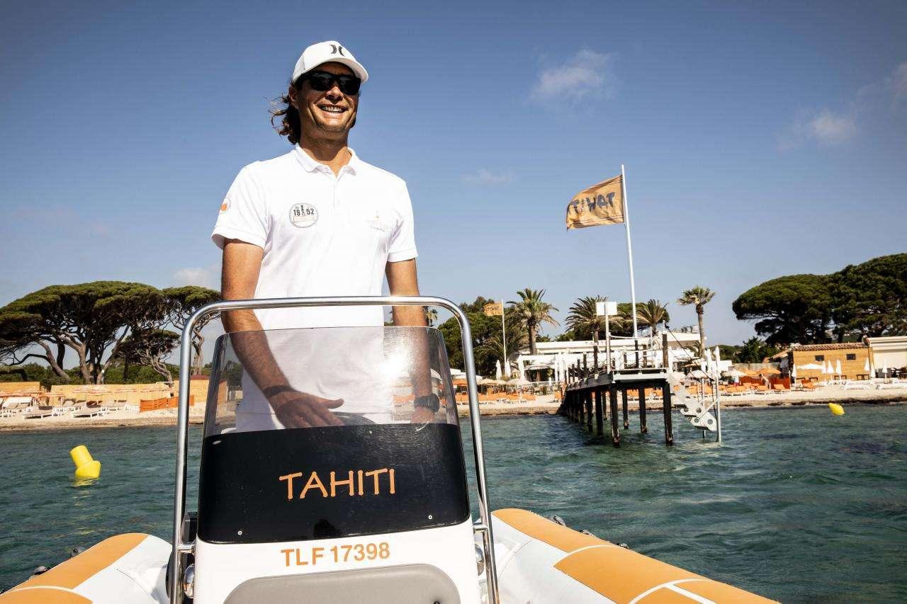 Hôtel Tahiti Beach - Plage - Bateau