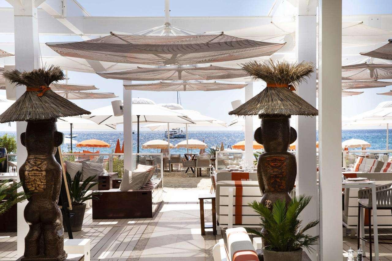 Hôtel Tahiti Beach - Restaurant