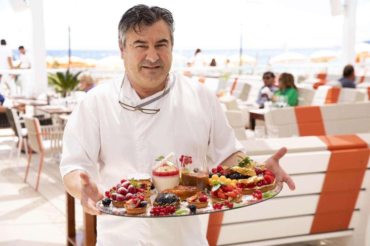 Hotel Tahiti Beach - Restaurant